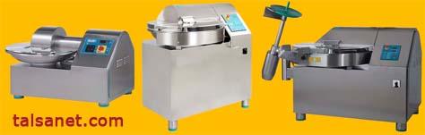 Maschinen für die Fleischindustrie