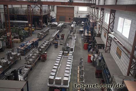 Talsa | Hersteller für Maschinen für die Fleischindustrie