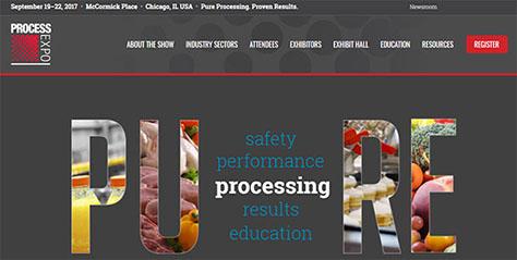 PROCESS EXPO | Die internationale Fachmesse für die Lebensmittelverarbeitungsindustrie.
