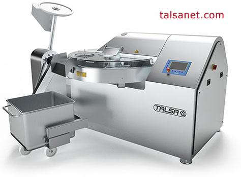 Neuer Hochleistungskutter - Talsa K200