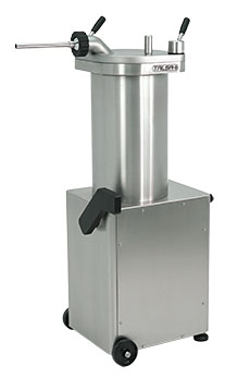 Hydraulische Kolbenfüller Aktuell bietet Talsa vier Modelle