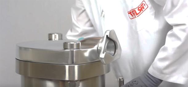 TALSA ist Weltmarktführer bei der Herstellung mittelgroßer Qualitätsmaschinen für das fleischverarbeitende Gewerbe.