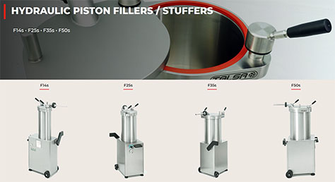 HYDRAULIC-PISTON-FILLERS-STUFFERS-TALSA